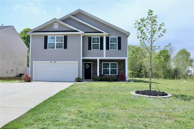 100 Birch Creek Road, Mcleansville, NC 27301 (MLS #1020478) :: Ward & Ward Properties, LLC
