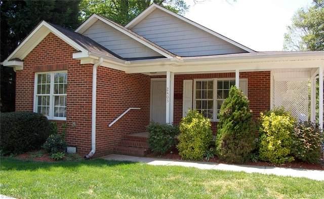 2403 Lawndale Drive, Greensboro, NC 27408 (MLS #1020484) :: Ward & Ward Properties, LLC