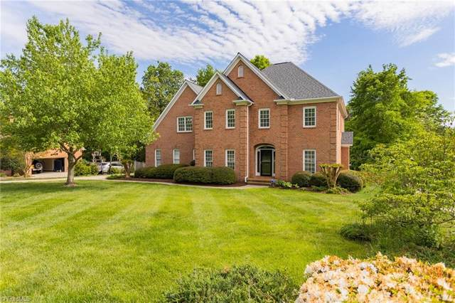 124 Thora Drive, Jamestown, NC 27282 (MLS #1020507) :: Ward & Ward Properties, LLC