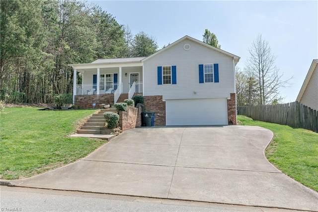 1950 Gyro Drive, Winston Salem, NC 27127 (MLS #1020514) :: Lewis & Clark, Realtors®