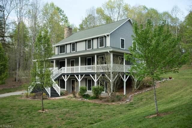 353 W Meadow Parkway, Moravian Falls, NC 28654 (MLS #1020518) :: Ward & Ward Properties, LLC