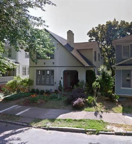 633 Jersey Avenue, Winston Salem, NC 27101 (MLS #1020525) :: Berkshire Hathaway HomeServices Carolinas Realty