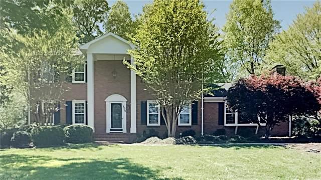 106 Brookberry Drive, Jamestown, NC 27282 (MLS #1020547) :: Team Nicholson