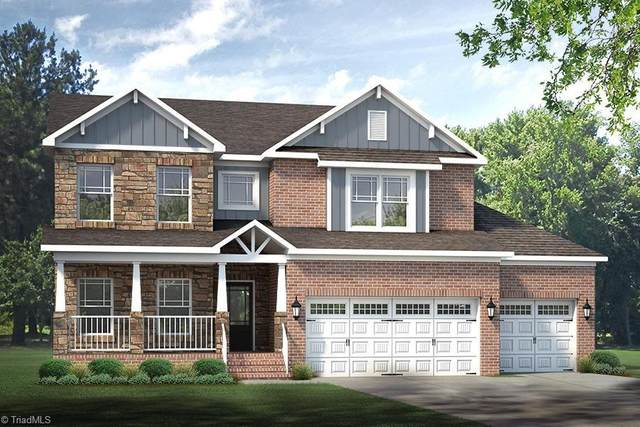 6201 Halden Court Lot 41, Stokesdale, NC 27357 (MLS #1020550) :: RE/MAX Impact Realty