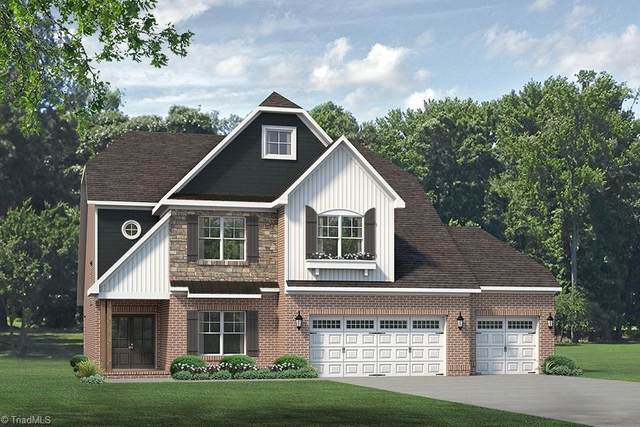 6200 Halden Court Lot 42, Stokesdale, NC 27357 (MLS #1020553) :: RE/MAX Impact Realty