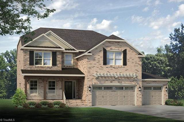 6206 Halden Court Lot 43, Stokesdale, NC 27357 (MLS #1020559) :: RE/MAX Impact Realty