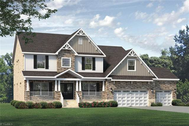 5724 Woodrose Lane Lot 1, Greensboro, NC 27410 (MLS #1020569) :: Lewis & Clark, Realtors®