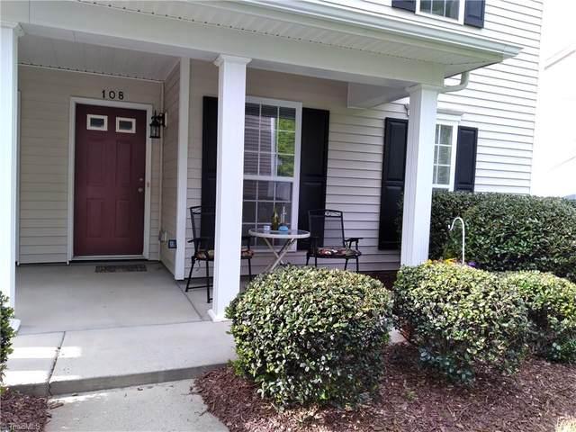 108 Richmond Terrace, Kernersville, NC 27284 (MLS #1020580) :: Lewis & Clark, Realtors®