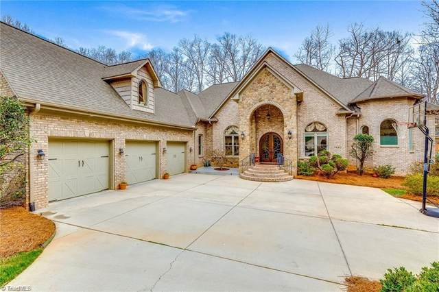 1440 Willow Woods Way, Winston Salem, NC 27104 (MLS #1020601) :: Lewis & Clark, Realtors®