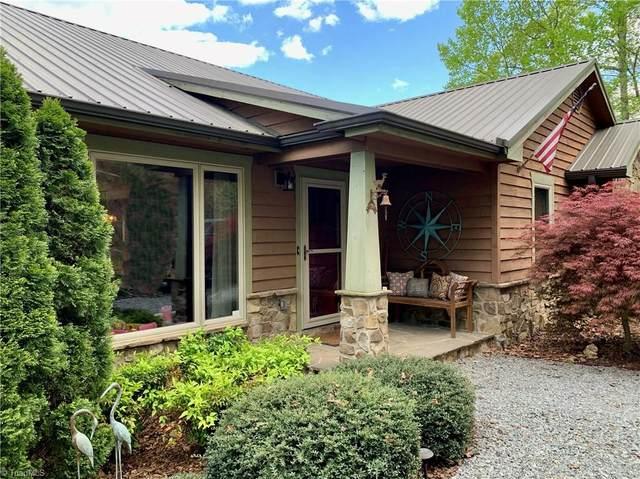 548 Overland Trail, Hays, NC 28635 (MLS #1020641) :: Ward & Ward Properties, LLC