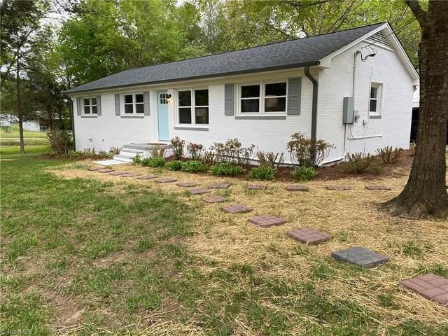 457 Dixon Road, Graham, NC 27253 (MLS #1020664) :: Lewis & Clark, Realtors®