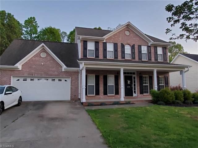 1486 Finwick Drive, Pfafftown, NC 27040 (MLS #1020674) :: Ward & Ward Properties, LLC
