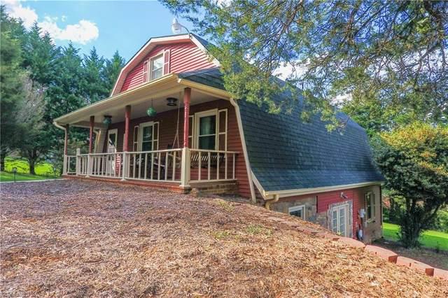 196 Charity Church Road, Millers Creek, NC 28651 (MLS #1020701) :: Ward & Ward Properties, LLC