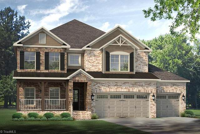 5722 Woodrose Lane Lot 2, Greensboro, NC 27410 (MLS #1020705) :: Lewis & Clark, Realtors®