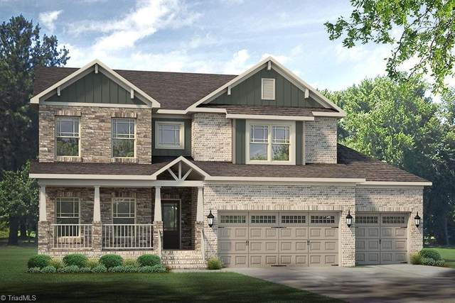 5710 Woodrose Lane Lot 8, Greensboro, NC 27410 (MLS #1020713) :: Lewis & Clark, Realtors®