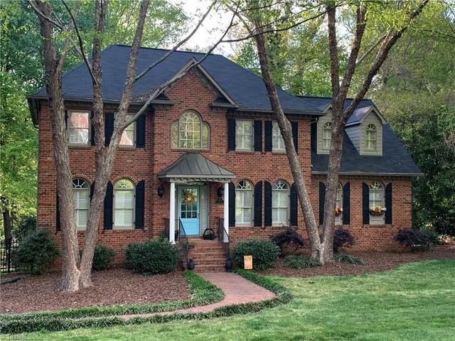 308 Ryan Patrick Lane, Lewisville, NC 27021 (MLS #1020715) :: Ward & Ward Properties, LLC