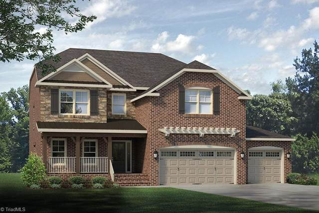 5708 Woodrose Lane Lot 9, Greensboro, NC 27410 (MLS #1020720) :: Lewis & Clark, Realtors®