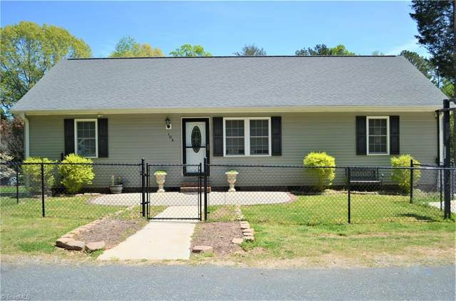 184 Happy Hill Court, Lexington, NC 27295 (#1020725) :: Premier Realty NC