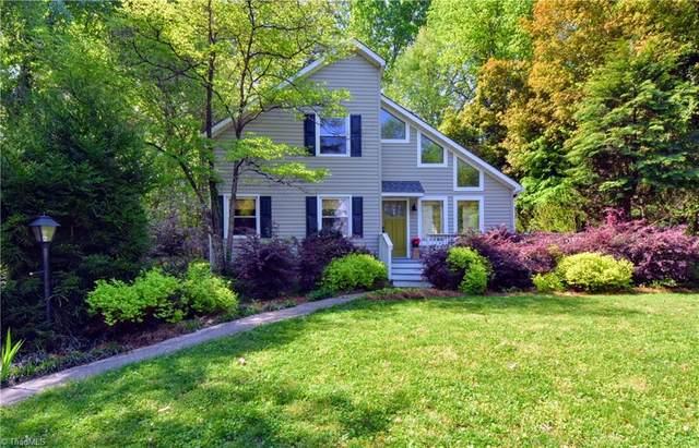 140 Pine Hill Drive, Clemmons, NC 27012 (MLS #1020757) :: Ward & Ward Properties, LLC