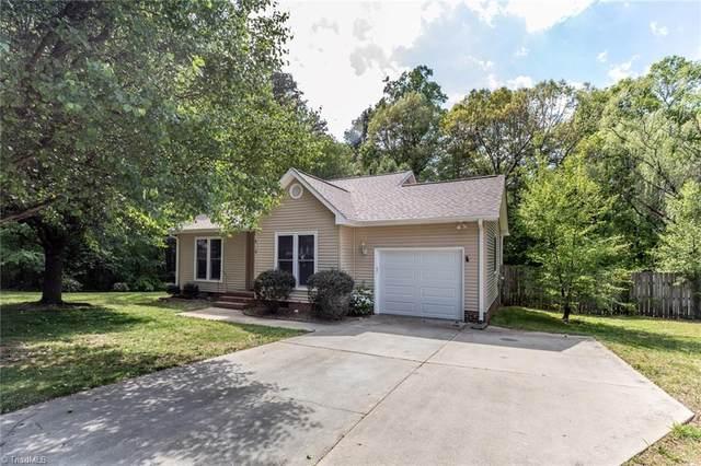 6704 Poplar Grove Trail, Greensboro, NC 27410 (MLS #1020814) :: Ward & Ward Properties, LLC