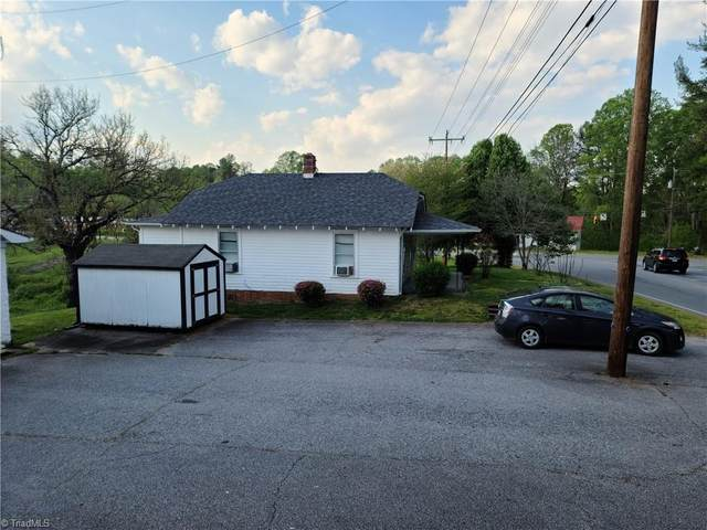 1081 Curtis Bridge Road, North Wilkesboro, NC 28659 (MLS #1020815) :: Ward & Ward Properties, LLC