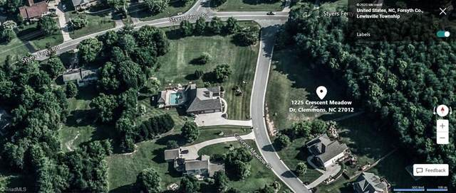 1225 Crescent Meadow Drive, Clemmons, NC 27012 (MLS #1020889) :: Ward & Ward Properties, LLC