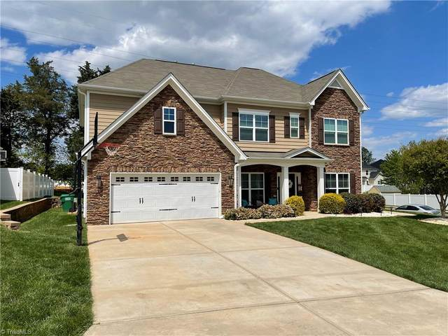 4408 Alderny Circle, High Point, NC 27265 (MLS #1020895) :: Ward & Ward Properties, LLC