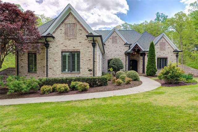 8121 Riesling Drive, Kernersville, NC 27284 (MLS #1020934) :: Berkshire Hathaway HomeServices Carolinas Realty