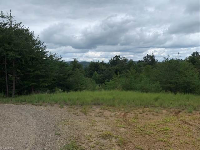 tbd Treadway Ridge Road, Moravian Falls, NC 28654 (MLS #1020996) :: Ward & Ward Properties, LLC