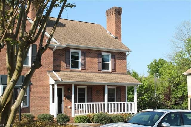 817 Mitchell Avenue #2D, Salisbury, NC 28144 (MLS #1021009) :: RE/MAX Impact Realty