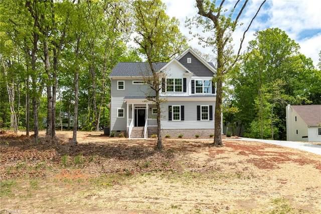 305 Lewisville Trails Road, Lewisville, NC 27023 (MLS #1021023) :: EXIT Realty Preferred
