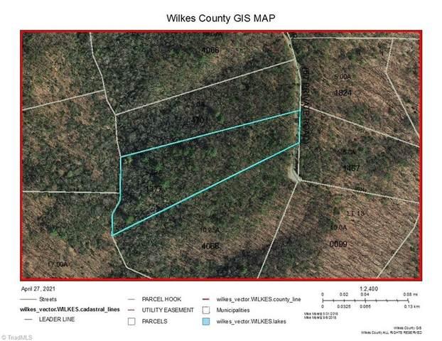 Lot 15 Twin Branch Drive, Hays, NC 28635 (MLS #1021119) :: Ward & Ward Properties, LLC