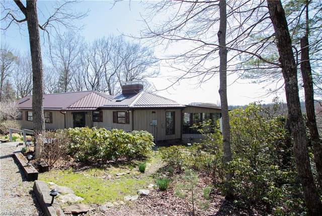 948 Mountain Lake Road, Glade Valley, NC 28627 (MLS #1021216) :: Berkshire Hathaway HomeServices Carolinas Realty