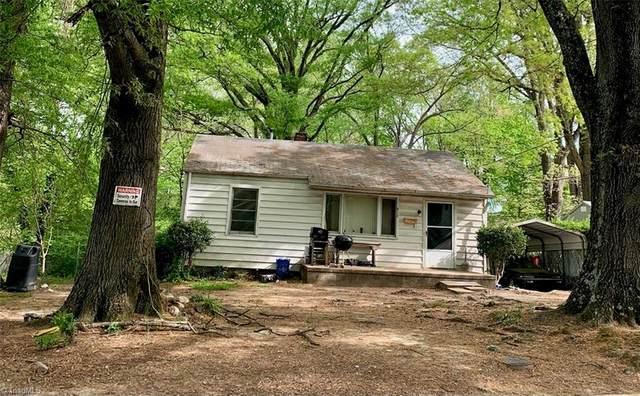 912 Barringer Street, Greensboro, NC 27403 (MLS #1021291) :: Lewis & Clark, Realtors®