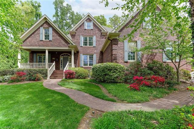 4601 Jefferson Wood Court, Greensboro, NC 27410 (MLS #1021400) :: Lewis & Clark, Realtors®