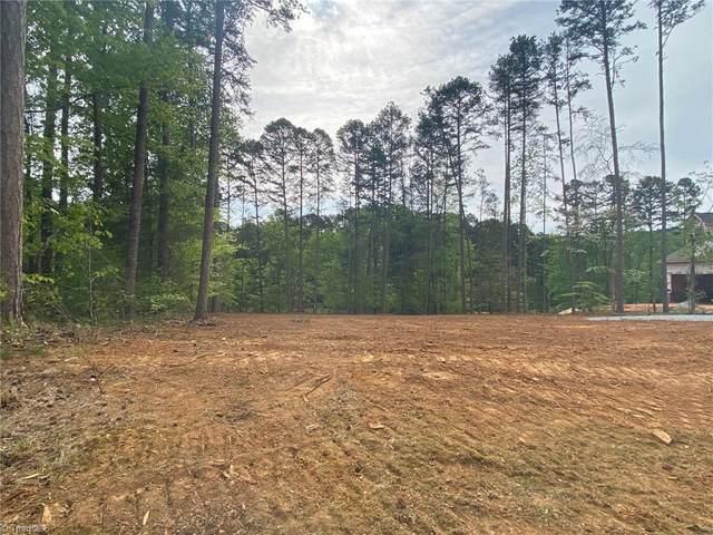 Lot 15 Fox Ridge Road, Asheboro, NC 27205 (MLS #1021479) :: Ward & Ward Properties, LLC