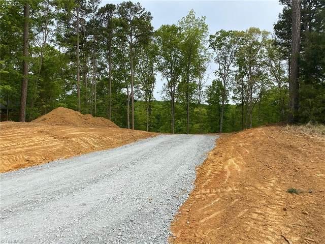 Lot 39 Fox Ridge Road, Asheboro, NC 27205 (MLS #1021490) :: Ward & Ward Properties, LLC