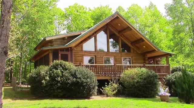 715 W Meadow Parkway, Moravian Falls, NC 28654 (MLS #1021501) :: Ward & Ward Properties, LLC