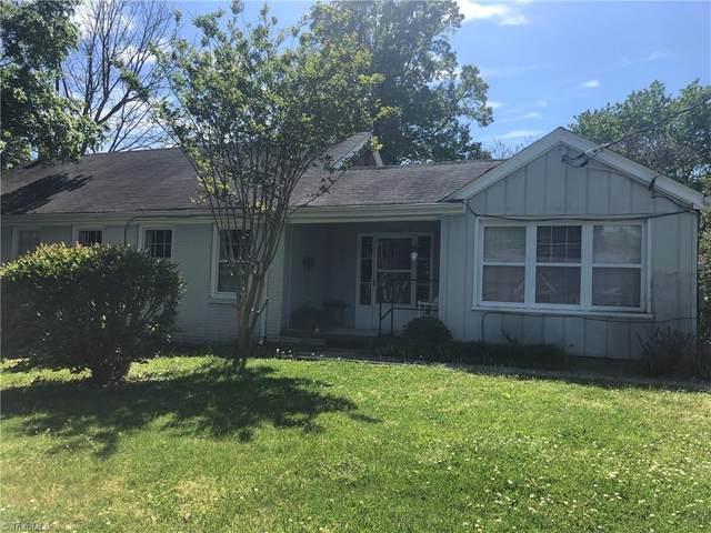 1611 N Main Street, Mount Airy, NC 27030 (MLS #1021531) :: Berkshire Hathaway HomeServices Carolinas Realty
