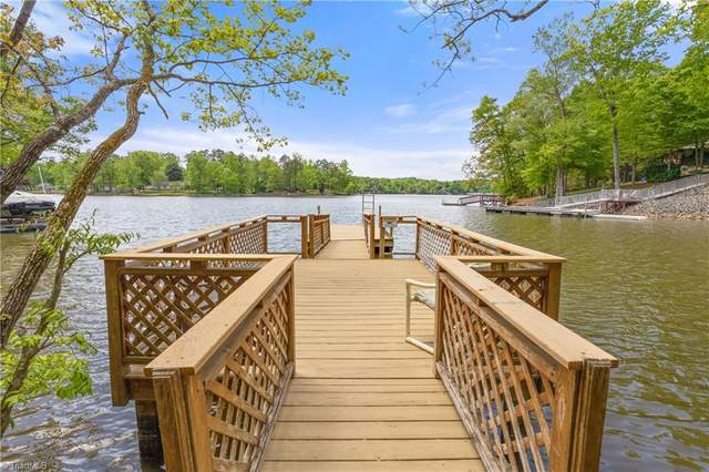 122 Mountain Harbor Drive, Lexington, NC 27292 (MLS #1021561) :: EXIT Realty Preferred
