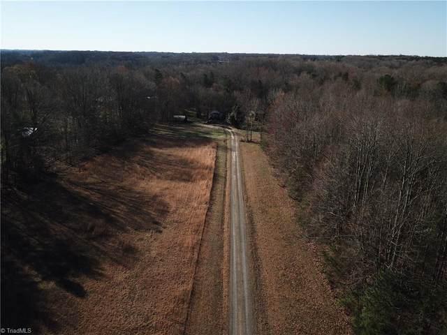 0 Angell Road, Mocksville, NC 27028 (MLS #1021609) :: Berkshire Hathaway HomeServices Carolinas Realty