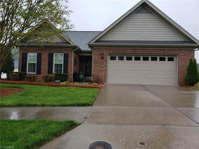 206 Turnberry Drive, Mocksville, NC 27028 (MLS #1021619) :: Berkshire Hathaway HomeServices Carolinas Realty