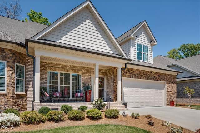 306 Jordan Crossing Avenue, Jamestown, NC 27282 (MLS #1021660) :: Berkshire Hathaway HomeServices Carolinas Realty