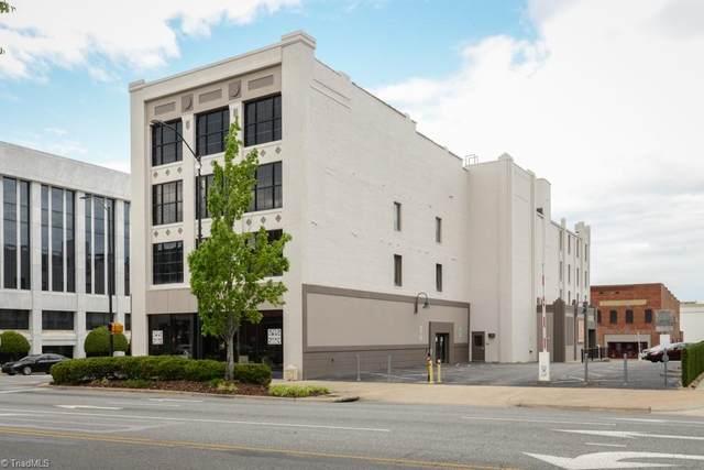 212 N Main Street 4A, High Point, NC 27260 (MLS #1021672) :: Berkshire Hathaway HomeServices Carolinas Realty
