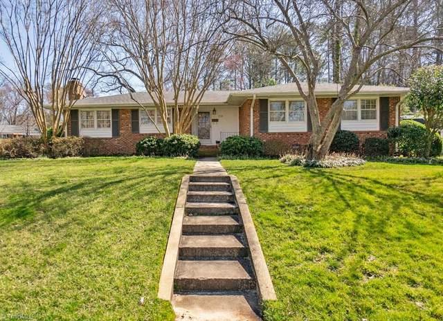 1706 Friar Tuck Road, Greensboro, NC 27408 (MLS #1021688) :: EXIT Realty Preferred