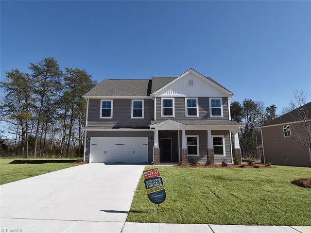 5704 Marblehead Drive #202, Colfax, NC 27235 (MLS #1021785) :: EXIT Realty Preferred