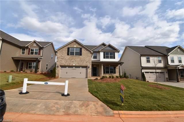 5700 Marblehead Drive #201, Colfax, NC 27235 (MLS #1021788) :: Lewis & Clark, Realtors®