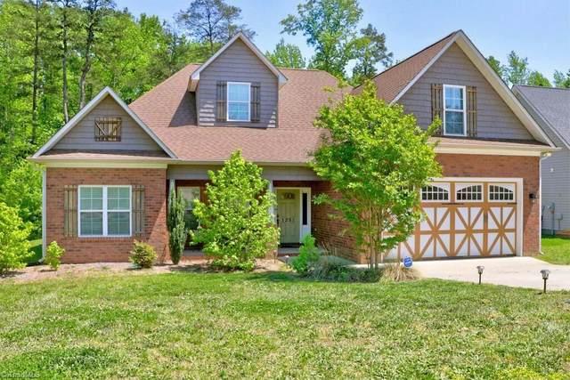 1251 Stonewyck Drive, Salisbury, NC 28146 (MLS #1021801) :: Lewis & Clark, Realtors®