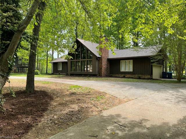 4607 Ramblewood Drive, Greensboro, NC 27406 (#1021821) :: Premier Realty NC