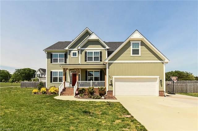 201 Fairmile Drive, Greensboro, NC 27455 (MLS #1021843) :: Lewis & Clark, Realtors®